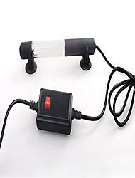 Недорогие -Аквариумы LED подсветка Белый Энергосберегающие / Нетоксично и без вкуса Светодиодная лампа 220 V V Стекло