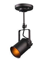 cheap -CXYlight Flush Mount Downlight Painted Finishes Metal Mini Style 110-120V / 220-240V Bulb Not Included / E26 / E27