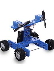 cheap -Toy Car Solar Powered Toy Car DIY Plastic Metal Boys' Toy Gift