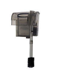 cheap -Aquarium Fish Tank Filter Vacuum Cleaner Energy Saving Noiseless Plastic 1 pc 220-240 V