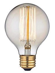cheap -G125 E27 40W Retro Edison Creative Art Personality Decorative Bulbs