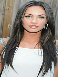 cheap -full lace wig brazilian virgin human hair layered straight wig for african american women
