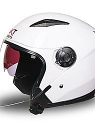 cheap -GXT Half Face Motorcycle Helmet Rider Motorbike Motocross Riding Helmets