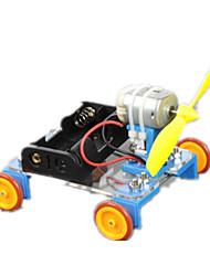 cheap -Toy Car Solar Powered Toy Car Creative DIY Plastic Metal Boys' Toy Gift