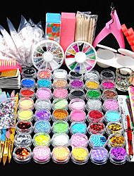 cheap -new-1-set-glitter-nail-art-rhinestones-3d-design-mix-colors-acrylic-powder-nail-tips-gems-decoration-diy-nail-accessories