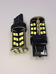 cheap -T20 Light Bulbs 10 W SMD LED 300 lm LED Tail Lights For universal