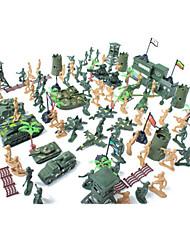cheap -Display Model Toys Toys Plastic Boys' Girls' 122 Pieces