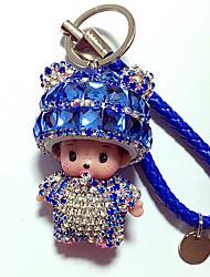 cheap -Keychain Key Chain Diamond Lovely Crystal For Kid's Boys' 1 pcs