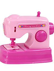 Недорогие -Товары для игр в профессии Швейная машина Портативные Электрический пластик Металл Детские Девочки Игрушки Подарок 1 pcs