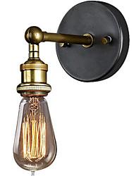 cheap -Country Wall Lamps & Sconces Metal Wall Light 220V / 110-120V 40w / E26 / E27