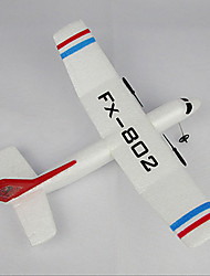 cheap -Glider RC RC Airplane White Some Assembly Required Remote Controller/Transmmitter USB Cable User Manual Aircraft