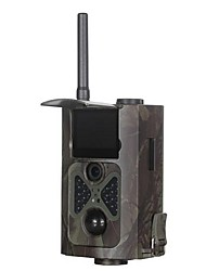 cheap -HC-500M Hunting Trail Camera / Scouting Camera 5MP Color CMOS 1080p 2'' LCD 1280X960