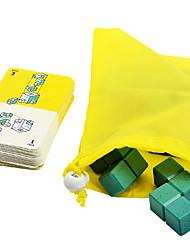 Недорогие -1 pcs 3D пазлы Наборы для моделирования пластик Для профессионалов Оригинальные Детские Взрослые Мальчики Девочки Игрушки Дары