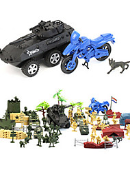 cheap -Action Figure Display Model Toys Novelty Simulation Plastic 40 Pieces