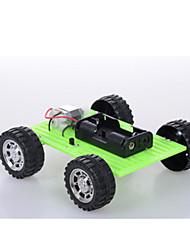 cheap -Solar Powered Toy Car Creative Metalic Plastic Boys' Toy Gift