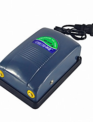 cheap -Aquarium Fish Tank Air Pump Vacuum Cleaner Energy Saving Noiseless Plastic 1 pc 220 V