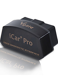 Недорогие -супер энергосбережения Vgate ИКАР Pro Bluetooth 3.0 OBDII obd2 адаптер ELM327 проверки двигателя диагностический код неисправности
