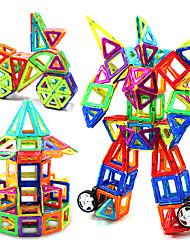 Недорогие -KEAIHAO Магнитный конструктор Магнитные плитки Конструкторы совместимый Legoing Творчество Магнитный Cool Классический и неустаревающий Изысканный и современный Мультяшная тематика Мальчики Девочки