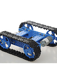 cheap -Remote Control RC Building Block Kit Toy Car Tank Chariot Remote Control / RC Creative Plastic Metal Boys' Toy Gift