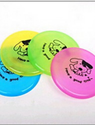 cheap -Flying Disc Dog Dog Toy Pet Toy Durable Plastic Gift