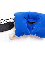 cheap -Travel Eye Mask / Sleep Mask Travel Pillow Travel Ear Plugs Portable for Travel Rest Cotton