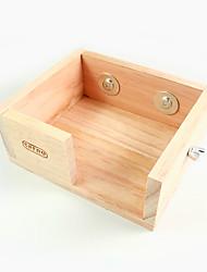 Недорогие -Шиншиллы Мышь хомяк Игрушки Колеса для тренировки Портативные Косплей Дерево