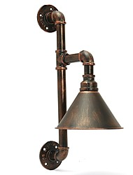 cheap -Water Pipe Wall Lights  Retro Industrial Style Creative Country Metal Restaurant Cafe Bars Bar Table Wall Sconces