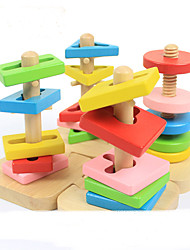 cheap -Building Blocks Educational Toy Toys Pieces Kid's Children's Gift