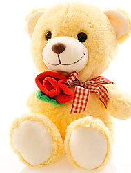 cheap -Stuffed Animal Plush Toys Plush Dolls Stuffed Animal Plush Toy Bear Teddy Bear Cute Lovely Imaginative Play, Stocking, Great Birthday Gifts Party Favor Supplies Boys and Girls Adults Kids