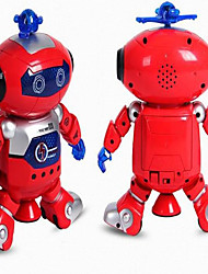 cheap -RC Robot Kids' Electronics / Learning & Education / Domestic & Personal Robots AM Plastic Singing / Dancing / Walking NO