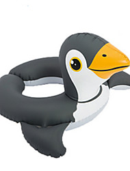 cheap -Donut Pool Float Inflatable Pool Thick PVC(PolyVinyl Chloride) Summer Penguin Lion Pool Men's Women's Kid's Adults'