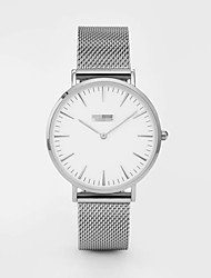 cheap -Women's Fashion Watch Quartz Black / White / Gold Analog Casual - Gold White Black
