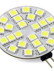 cheap -1pc 3W G4 LED Bulb 12V 24V AC/DC LED Round Ceiling Lamp 24 LEDs 5050 Home Lighting Cabinet Light