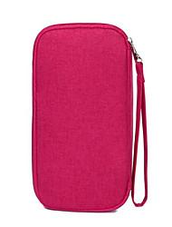 Недорогие -Бумажники Сотовый телефон сумка Туалетные сумки для Спортивные сумки Многофункциональный Водонепроницаемость Дожденепроницаемый Сумка для бега Терилен Водонепроницаемый материал Универсальные
