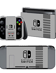 cheap -B-SKIN Sticker For Nintendo Switch-Gray
