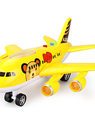 cheap -Toy Car Pull Back Car / Inertia Car Plane / Aircraft Simulation Extra Large Unisex Boys' Toy Gift