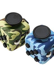 abordables -Jouet de Bureau de Fidget Cube Fidget Pour le temps de tuer Soulagement de stress et l'anxiété Focus Toy Classique Enfant Adulte Garçon Fille Jouet Cadeau