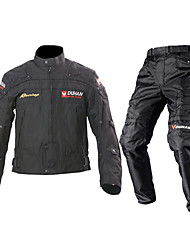 cheap -Clearance DUHAN D020DK02 Motorcycle Clothes Riding Suits for Textile All Seasons Windproof