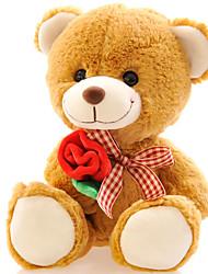 cheap -Bear Teddy Bear Stuffed Animal Plush Toy Cute Lovely Boys' Girls' Toy Gift 1 pcs