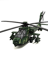 cheap -Pull Back Vehicle Helicopter Toy Gift / Metal