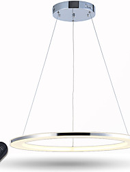 cheap -Pendant Light Ambient Light - Dimmable LED Dimmable With Remote Control, Traditional / Classic Modern / Contemporary, 110-120V 220-240V