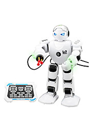 cheap -RC Robot Toys Figures & Playsets 2.4G Plastic Metal Shooting Singing Dancing Walking Smart Self Balancing Programmable Remote Control