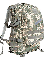cheap -30 L Hiking Backpack Wearable Outdoor Camping / Hiking Hunting Oxford