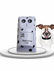 cheap -Dog Training Training Anti Bark Collar Shock Collar Easy to Use Ultrasonic Dog Portable Wireless Anti Bark Plastic Rubber Electronic Behaviour Aids Ultrasonic For Pets / Safety
