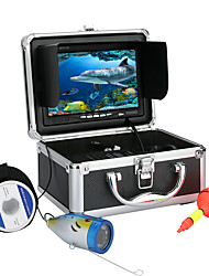 cheap -7 Inch 1000tvl Underwater Fishing Video Camera Kit 12 PCS LED Lights Video Under Water Fish Camera
