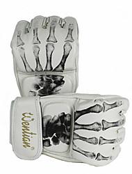 Недорогие -Боксерские перчатки Для Бокс Без пальцев Защитный PU