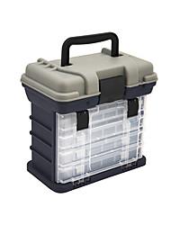 Недорогие -Рыболовные снасти мешок Коробка для рыболовной снасти Водонепроницаемый пластик 27 cm*17 см*26 cm / Обычная рыбалка