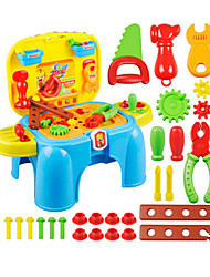 cheap -Pretend Play Toy Tool Tool Box Unisex Safety Novelty Kid's