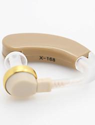 cheap -X-186 Best Digital Hearing Aids Volume Adjustable Tone Hang Ear Sound Amplifier Audiphone