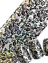 cheap -1pcs-nail-art-transfer-foils-sticker-colorful-design-sweet-lace-beautiful-flower-laser-cobweb-design-nail-diy-foils-tip-for-manicure-beauty-stzxk11-20